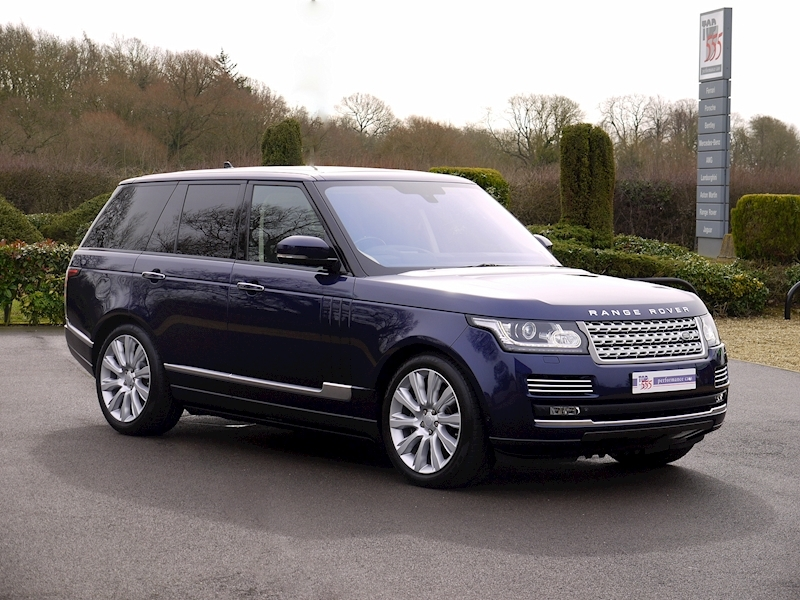 Land Rover Range Rover 4.4 SDV8 Autobiography - Large 29