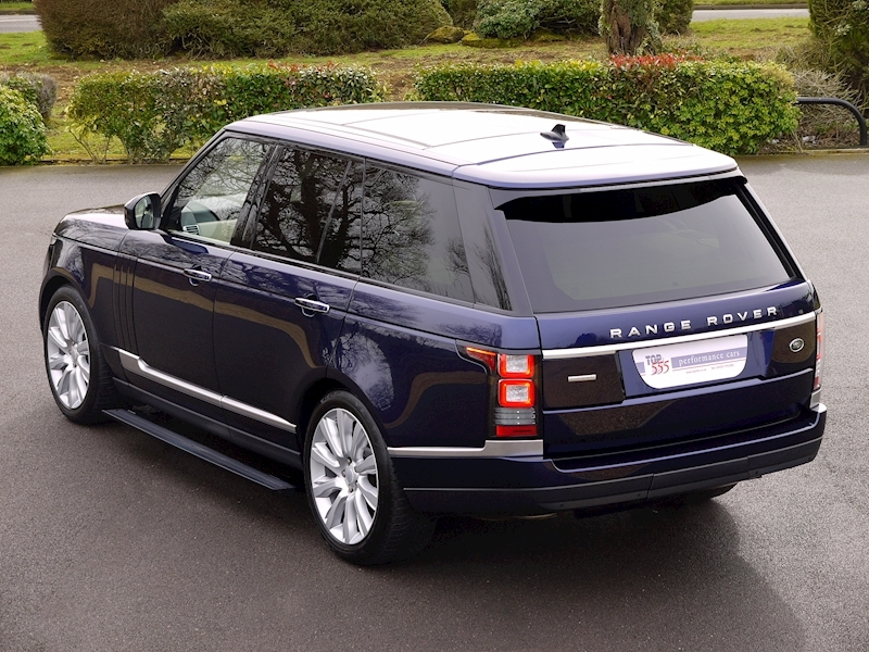 Land Rover Range Rover 4.4 SDV8 Autobiography - Large 30
