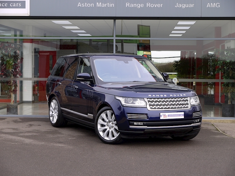 Land Rover Range Rover 4.4 SDV8 Autobiography - Large 31