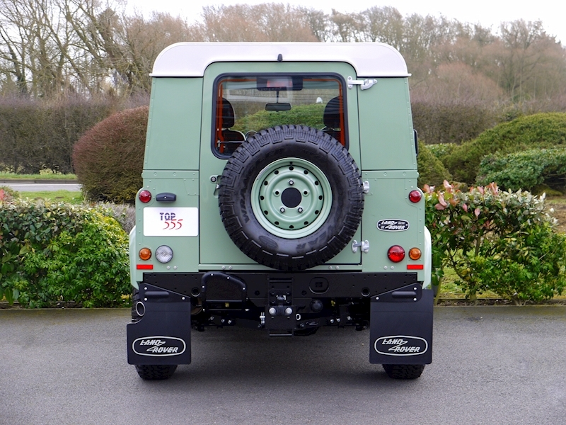 Land Rover Defender 90 'Heritage Edition' Hard Top - Large 6