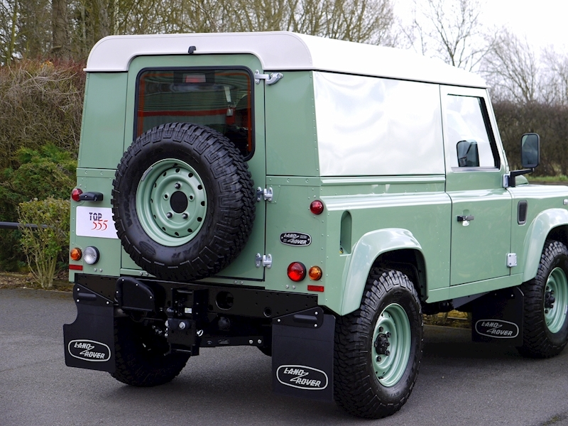 Land Rover Defender 90 'Heritage Edition' Hard Top - Large 7