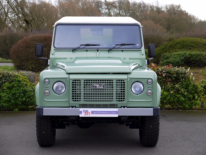Land Rover Defender 90 'Heritage Edition' Hard Top - Large 12