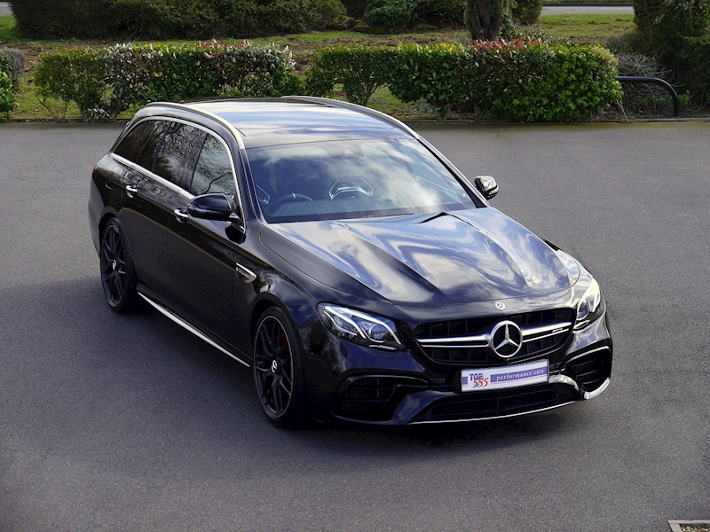 Mercedes-Benz E63 S AMG 4MATIC+ ESTATE 4.0 - Large 0