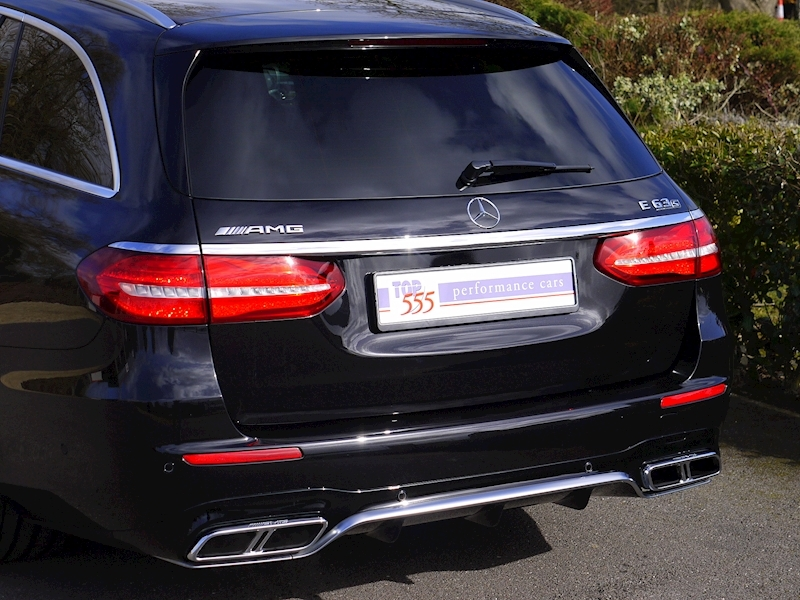 Mercedes-Benz E63 S AMG 4MATIC+ ESTATE 4.0 - Large 2