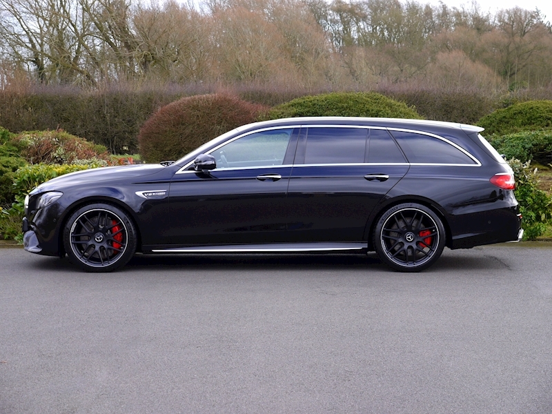 Mercedes-Benz E63 S AMG 4MATIC+ ESTATE 4.0 - Large 8