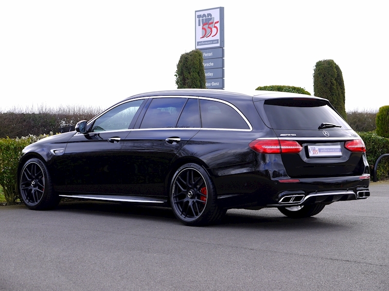 Mercedes-Benz E63 S AMG 4MATIC+ ESTATE 4.0 - Large 9