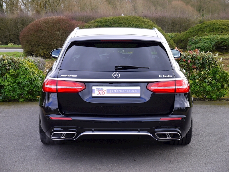 Mercedes-Benz E63 S AMG 4MATIC+ ESTATE 4.0 - Large 10
