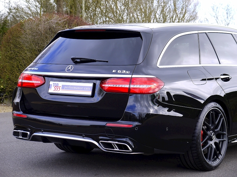 Mercedes-Benz E63 S AMG 4MATIC+ ESTATE 4.0 - Large 11
