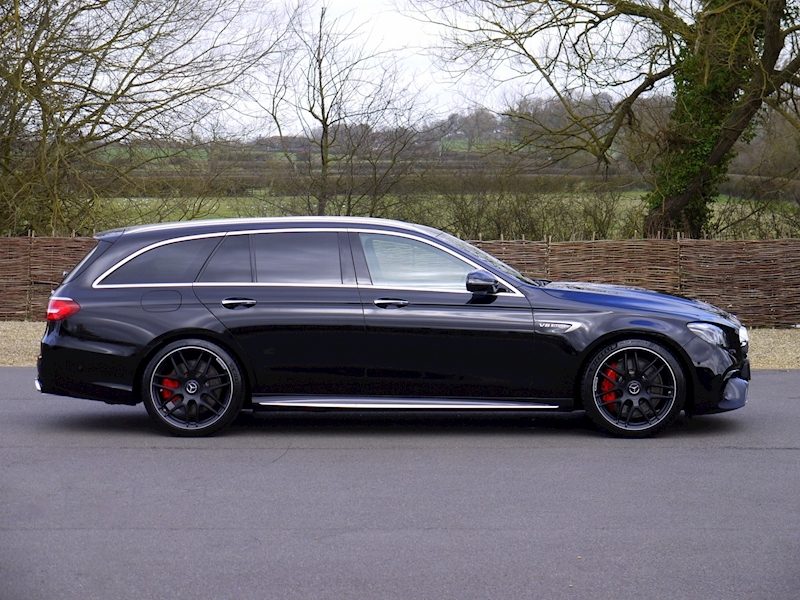 Mercedes-Benz E63 S AMG 4MATIC+ ESTATE 4.0 - Large 14