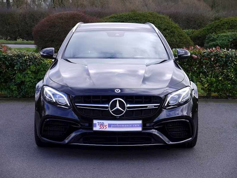 Mercedes-Benz E63 S AMG 4MATIC+ ESTATE 4.0 - Large 16