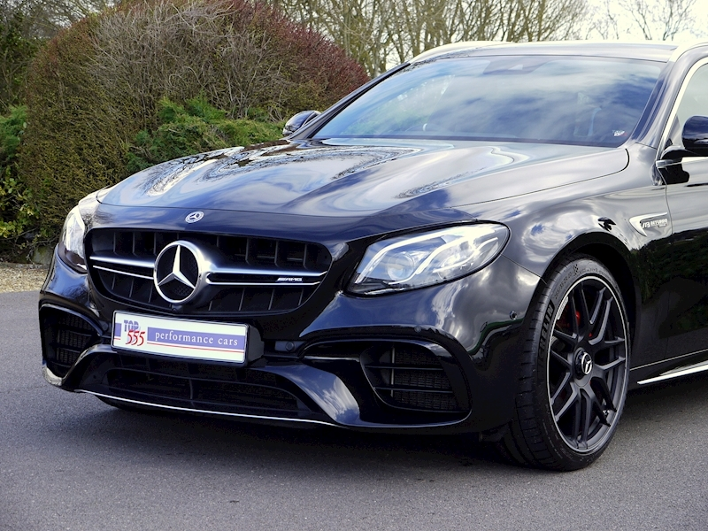 Mercedes-Benz E63 S AMG 4MATIC+ ESTATE 4.0 - Large 17