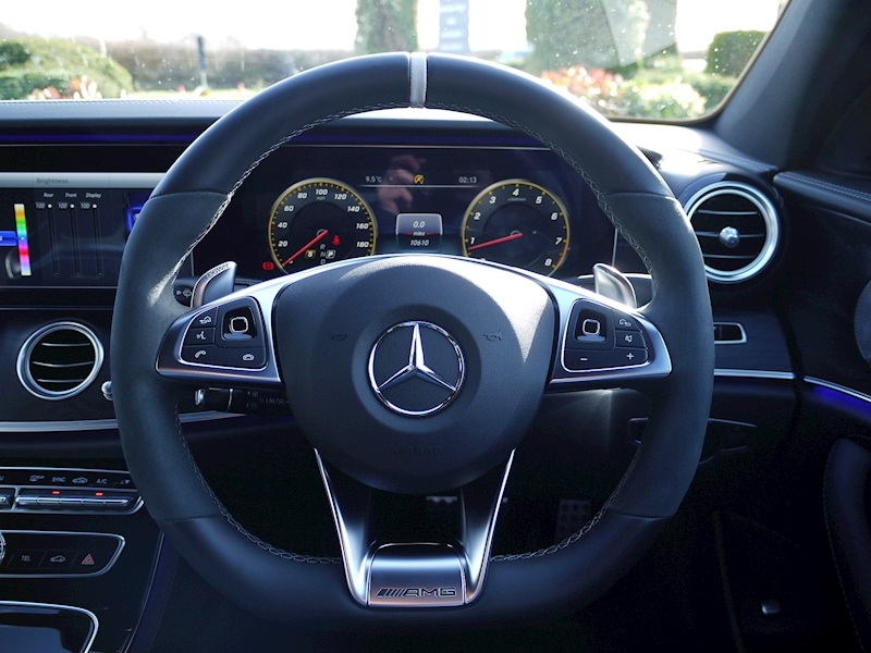 Mercedes-Benz E63 S AMG 4MATIC+ ESTATE 4.0 - Large 20