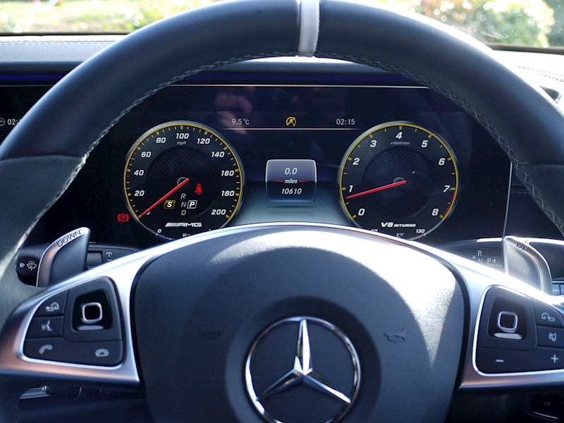 Mercedes-Benz E63 S AMG 4MATIC+ ESTATE 4.0 - Large 23