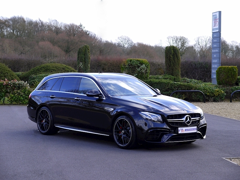 Mercedes-Benz E63 S AMG 4MATIC+ ESTATE 4.0 - Large 27