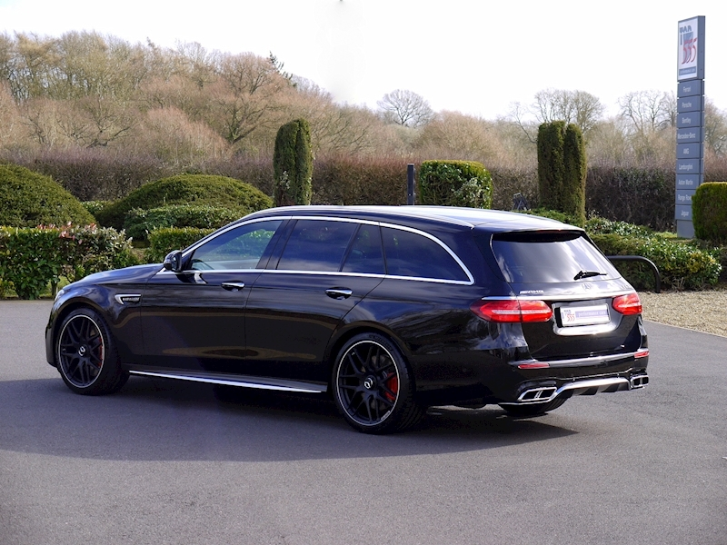 Mercedes-Benz E63 S AMG 4MATIC+ ESTATE 4.0 - Large 28
