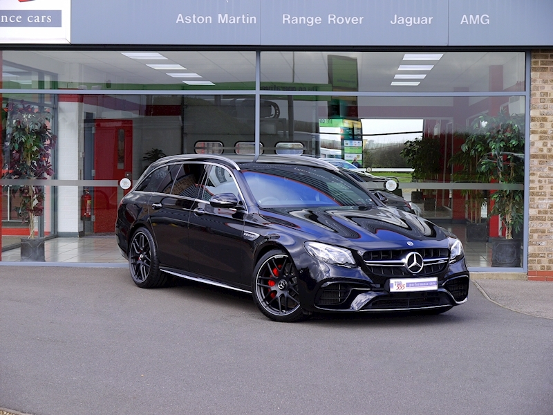 Mercedes-Benz E63 S AMG 4MATIC+ ESTATE 4.0 - Large 29
