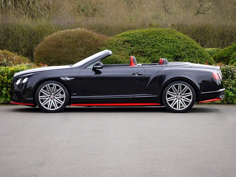 Bentley Continental GTC V8 S - Black Edition - Large 9