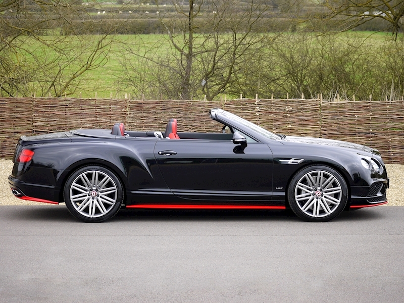 Bentley Continental GTC V8 S - Black Edition - Large 14