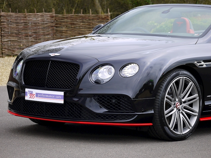 Bentley Continental GTC V8 S - Black Edition - Large 22