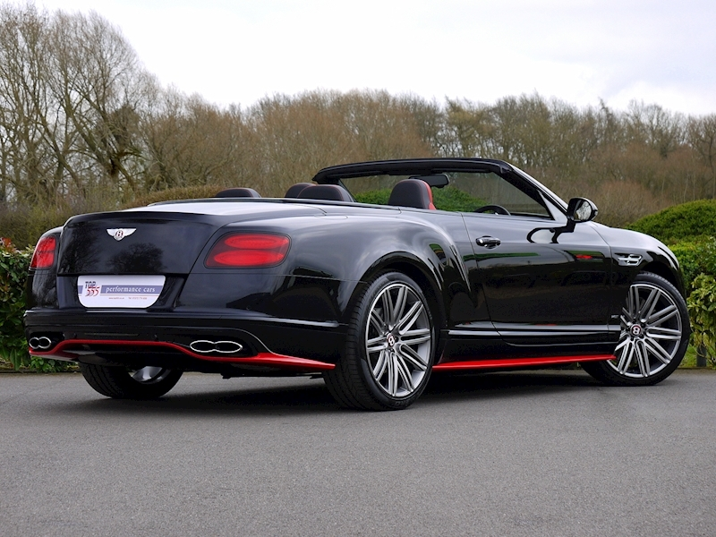 Bentley Continental GTC V8 S - Black Edition - Large 25