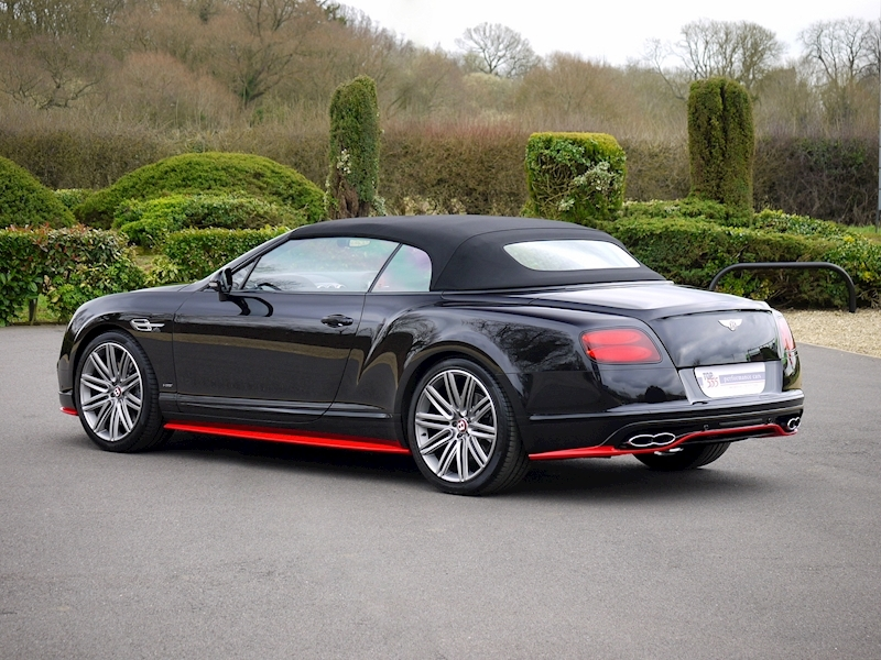 Bentley Continental GTC V8 S - Black Edition - Large 32