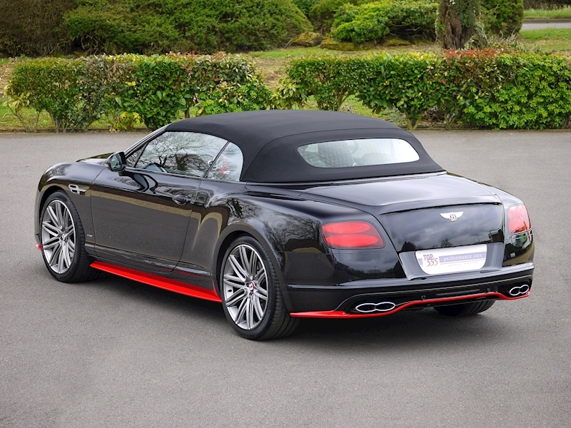Bentley Continental GTC V8 S - Black Edition - Large 33