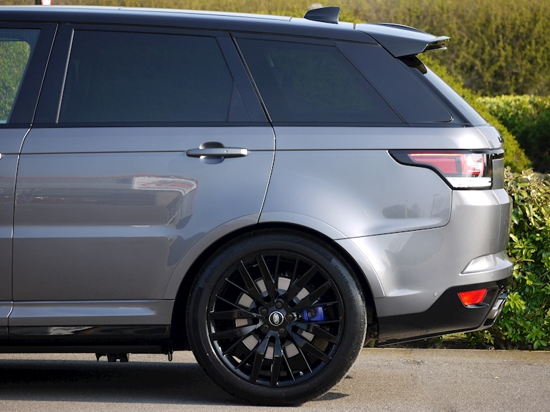 Land Rover Range Rover Sport 5.0 V8 'SVR' - 2017 Model - Large 3