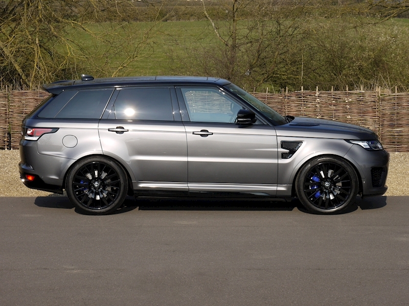 Land Rover Range Rover Sport 5.0 V8 'SVR' - 2017 Model - Large 17