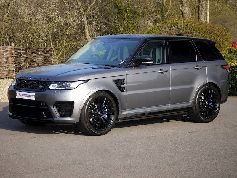 Land Rover Range Rover Sport 5.0 V8 'SVR' - 2017 Model - Large 21