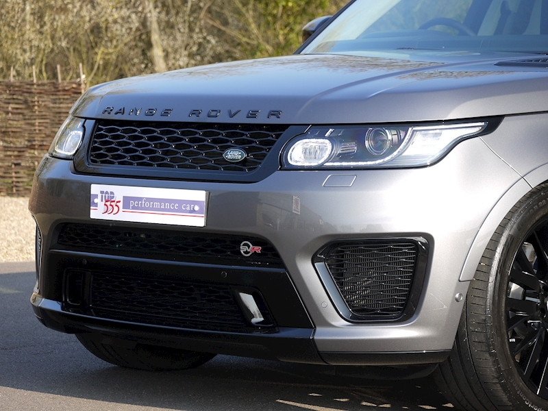 Land Rover Range Rover Sport 5.0 V8 'SVR' - 2017 Model - Large 22
