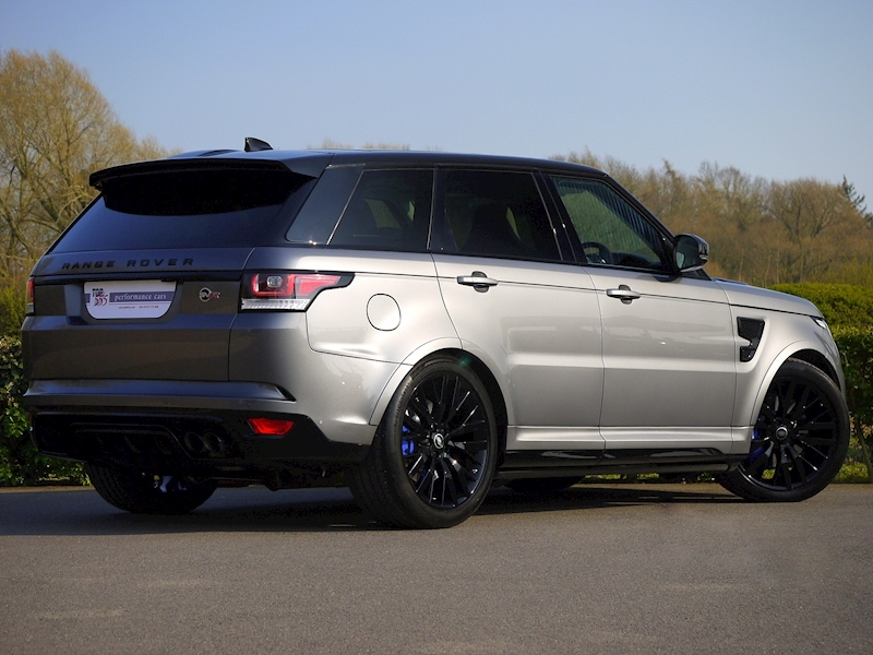 Land Rover Range Rover Sport 5.0 V8 'SVR' - 2017 Model - Large 26