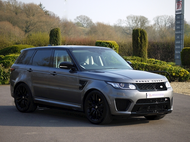 Land Rover Range Rover Sport 5.0 V8 'SVR' - 2017 Model - Large 31