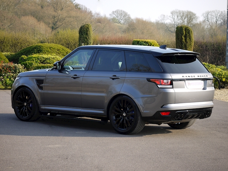Land Rover Range Rover Sport 5.0 V8 'SVR' - 2017 Model - Large 32