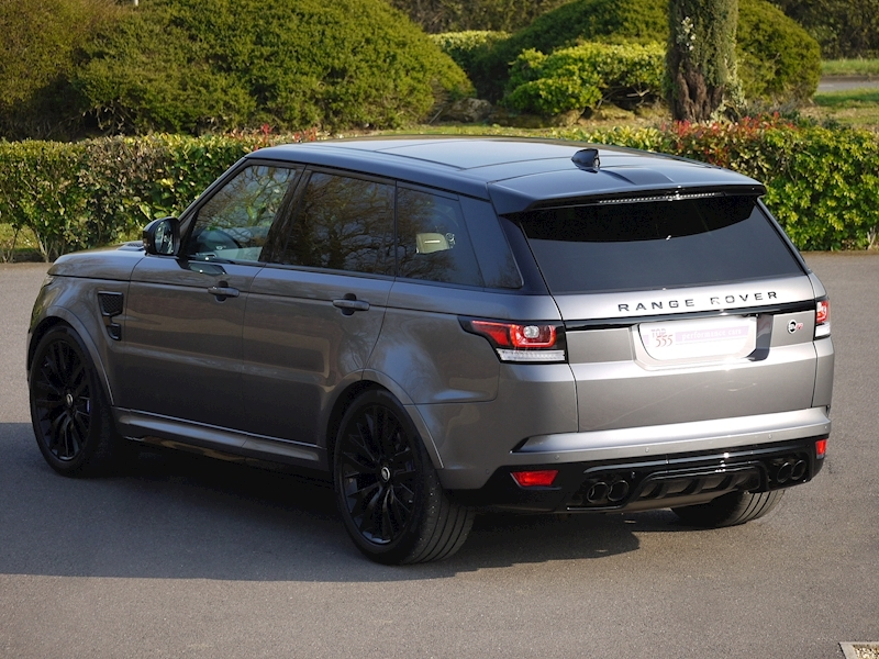 Land Rover Range Rover Sport 5.0 V8 'SVR' - 2017 Model - Large 33