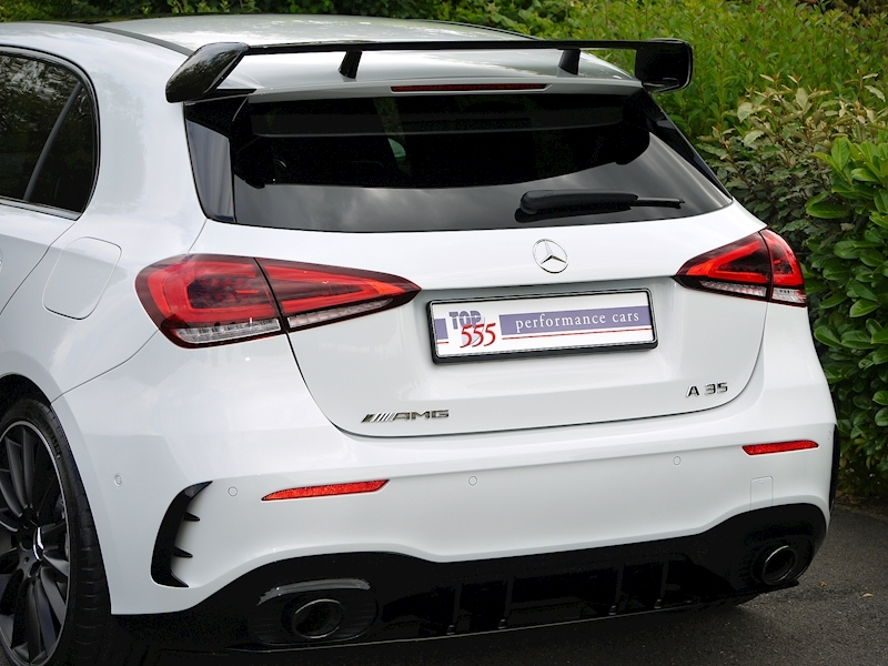 Mercedes-Benz A35 AMG 4MATIC - Premium Plus Package - Large 2