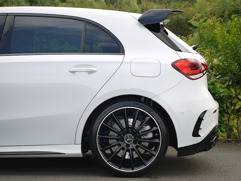 Mercedes-Benz A35 AMG 4MATIC - Premium Plus Package - Large 3