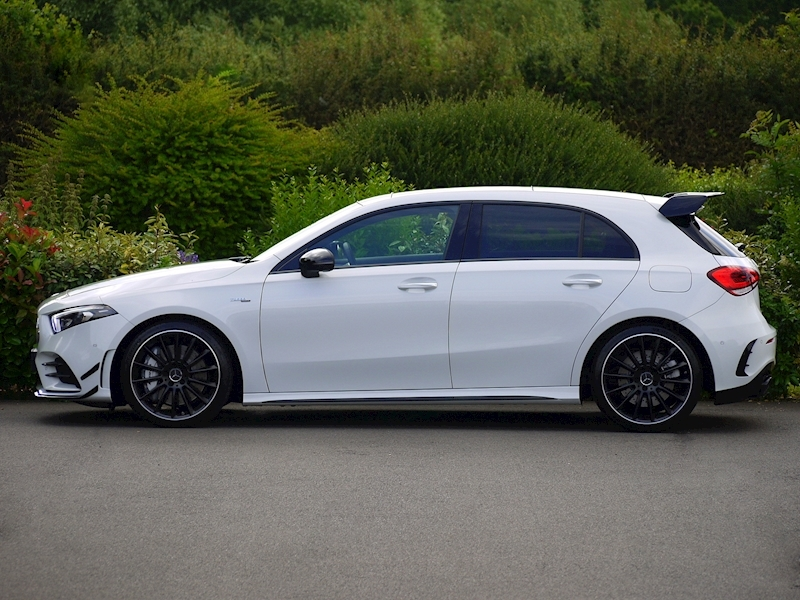 Mercedes-Benz A35 AMG 4MATIC - Premium Plus Package - Large 4
