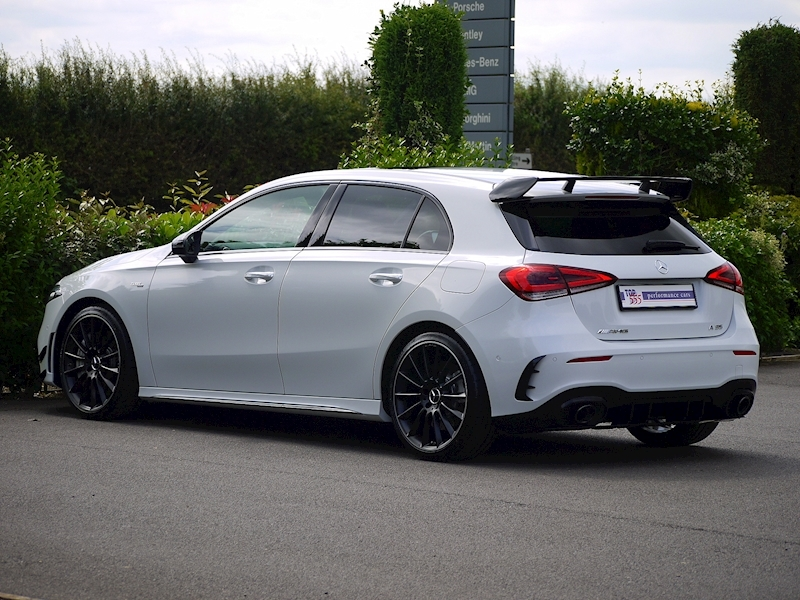 Mercedes-Benz A35 AMG 4MATIC - Premium Plus Package - Large 11