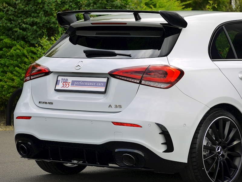 Mercedes-Benz A35 AMG 4MATIC - Premium Plus Package - Large 12
