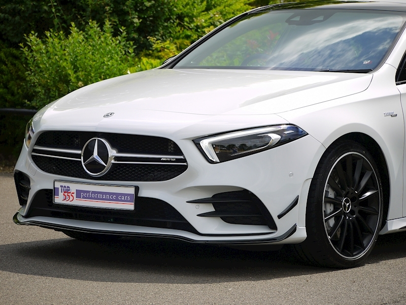Mercedes-Benz A35 AMG 4MATIC - Premium Plus Package - Large 22