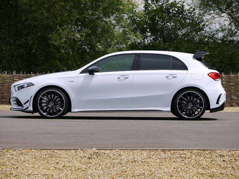 Mercedes-Benz A35 AMG 4MATIC - Premium Plus Package - Large 23