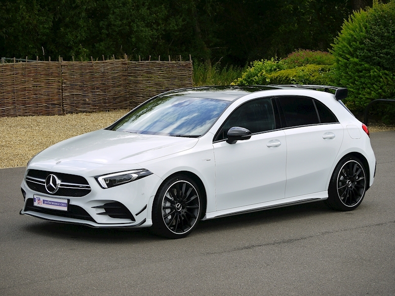 Mercedes-Benz A35 AMG 4MATIC - Premium Plus Package - Large 24