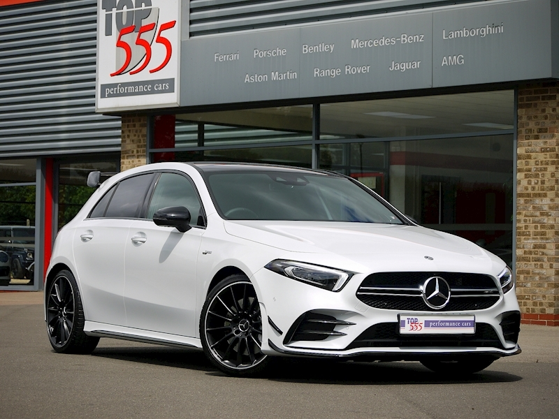 Mercedes-Benz A35 AMG 4MATIC - Premium Plus Package - Large 28