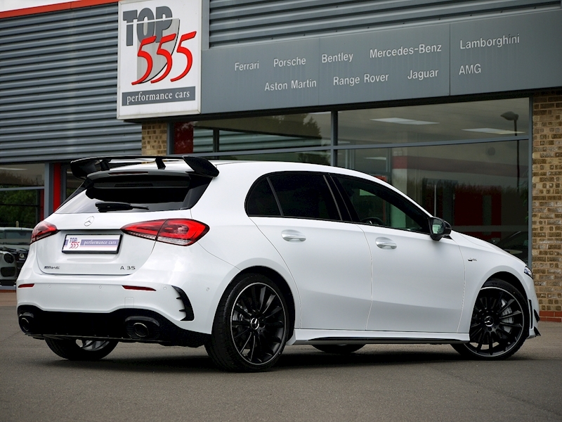Mercedes-Benz A35 AMG 4MATIC - Premium Plus Package - Large 29