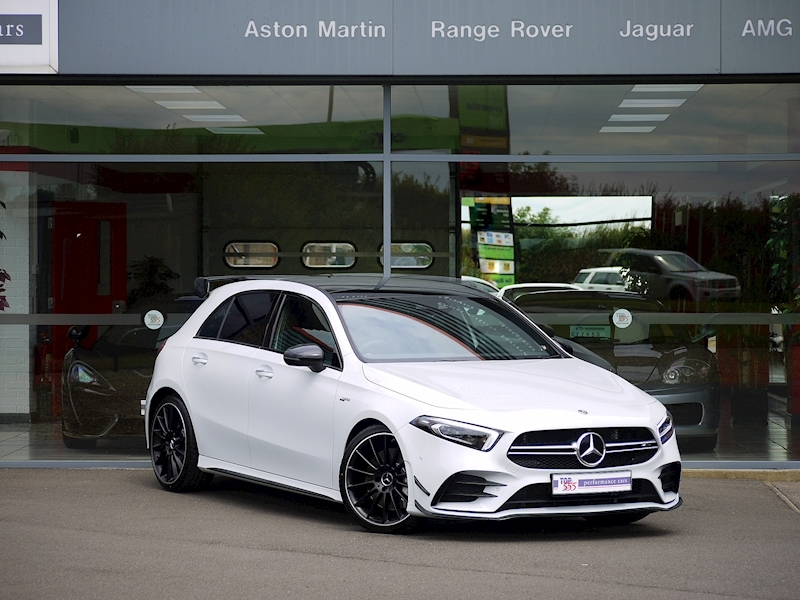 Mercedes-Benz A35 AMG 4MATIC - Premium Plus Package - Large 41