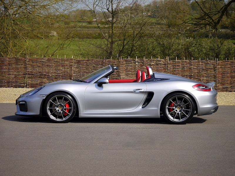 Porsche Boxster Spyder (981) 3.8 Manual - Large 21