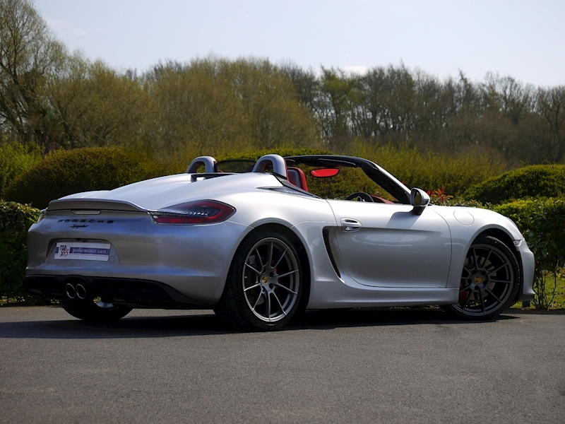 Porsche Boxster Spyder (981) 3.8 Manual - Large 24