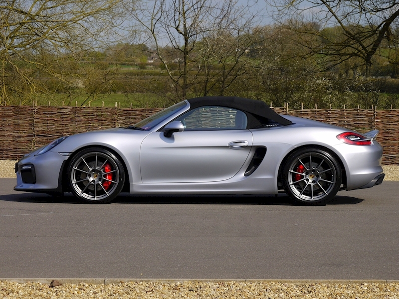 Porsche Boxster Spyder (981) 3.8 Manual - Large 30