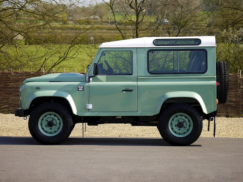 Land Rover Defender 90 'Heritage Edition' Station Wagon - VAT Qualifying - Large 5