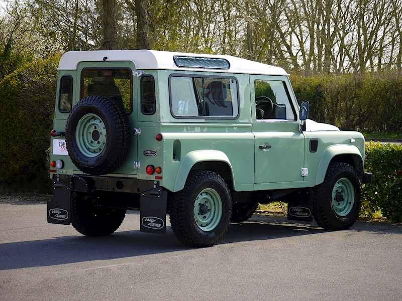 Land Rover Defender 90 'Heritage Edition' Station Wagon - VAT Qualifying - Large 6